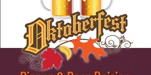Oktoberfest- Dinner & Beer Pairing