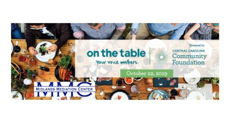 On the Table - Restoring the Village tickets