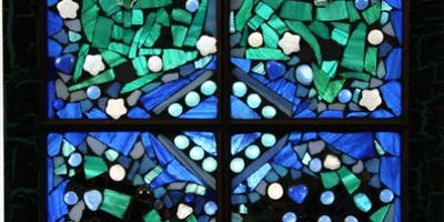 Mosaics Class for Beginners ~ Arts, Crafts, Tiling, Grouting, Installations