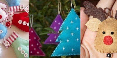 Family Christmas Ornament Workshop