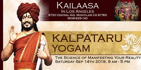 許願樹 Kalpataru Yogam Chinese Language: Science of Manifesting Your Reality tickets
