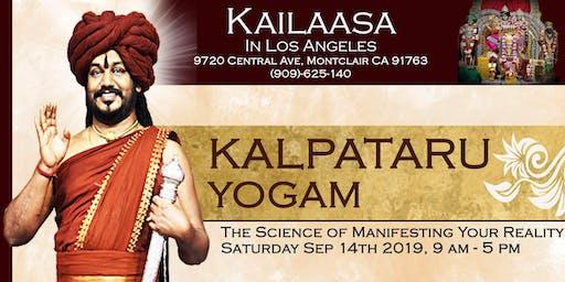 許願樹 Kalpataru Yogam Chinese Language: Science of Manifesting Your Reality