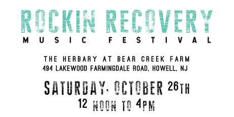 Rockin Recovery Music Festival tickets