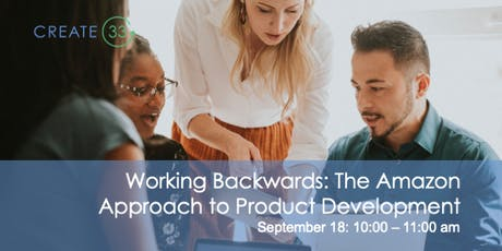 Working Backwards: The Amazon Approach to Product Development tickets