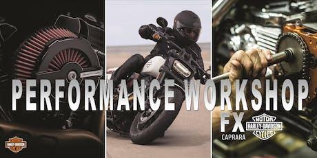 Performance Workshop #atFXCHD tickets