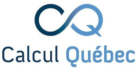 Les serveurs de Calcul Québec par des femmes, pour des femmes [UL] billets