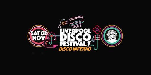 Liverpool Disco Festival 7 - 'Disco Inferno'