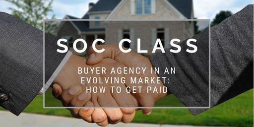CB Bain | SOC Class: Buyer Agency in an Evolving Market | Tacoma Main | Sept 26th 2019