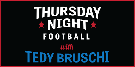 Thursday Night Football with Tedy Bruschi tickets