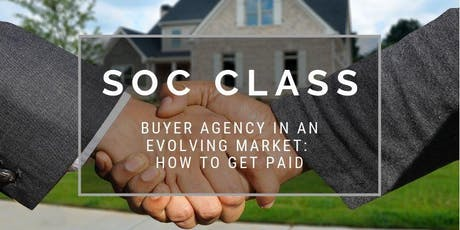 CB Bain | SOC Class: Buyer Agency in an Evolving Market | Rockwell Institute | Sept 27th 2019 tickets