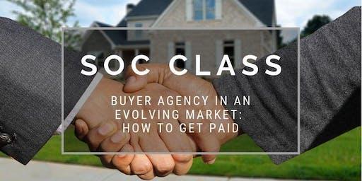 CB Bain | SOC Class: Buyer Agency in an Evolving Market | Rockwell Institute | Sept 27th 2019