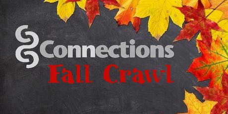 Connections Fall Crawl tickets