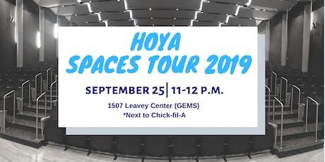 Hoya Spaces Tour tickets