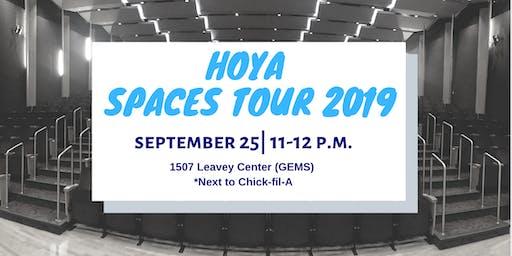 Hoya Spaces Tour