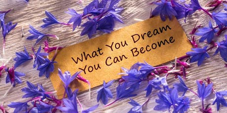 From Dreams to Reality: The Vision Board Workshop tickets