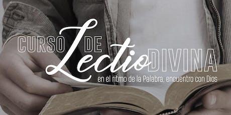 Curso de Lectio Divina tickets