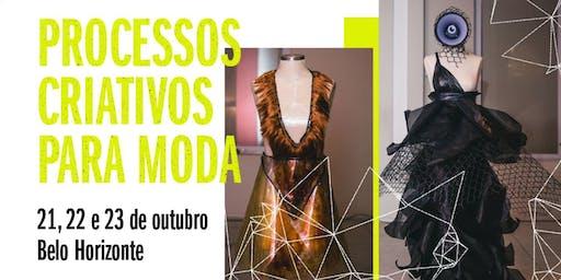 Processos Criativos para Moda