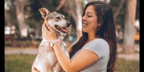 Taller : Salud Natural  Para Tu Mascota entradas