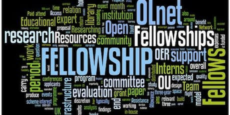 Nationally Competitive Fellowships for Graduate Students  tickets