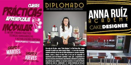 Inscripción Diplomado Express(JUEVES) Octubre 2019- Diciembre 2019 en Anna Ruíz Store entradas