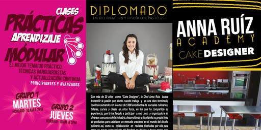 Inscripción Diplomado Express(JUEVES) Octubre 2019- Diciembre 2019 en Anna Ruíz Store