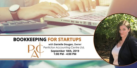 Bookkeeping for Startups tickets