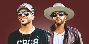 LOCASH  live at The Bluestone