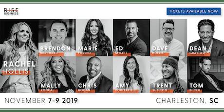RISE Business Charleston  Nov 7-9, 2019 tickets