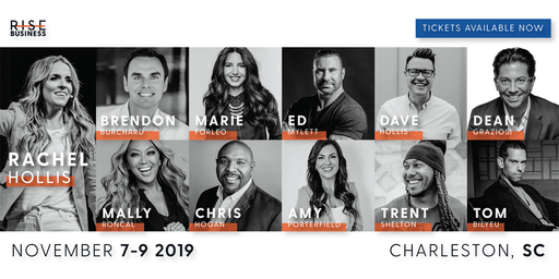 RISE Business Charleston  Nov 7-9, 2019