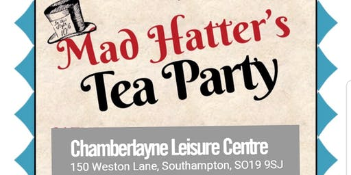 Mad Hatters Tea Party