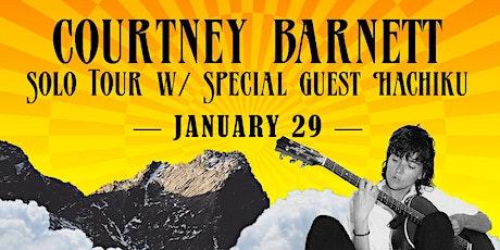 Courtney Barnett Solo Tour tickets