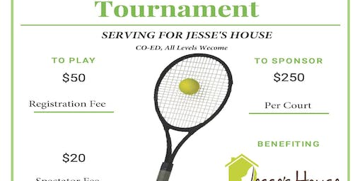 Serving for Jesse's House