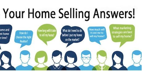 Home  Selling / Prep / Staging  Seminar tickets