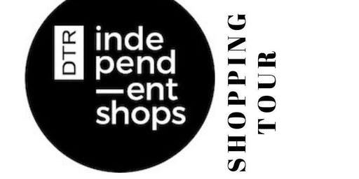 DTR Independent Shops Guided Shopping Tour: West