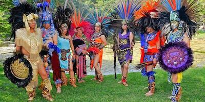 Cuicani in Xochitl:  Aztec Dance Company