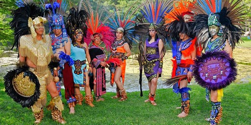 Cuicani in Xochitl:  Aztec Dance Company