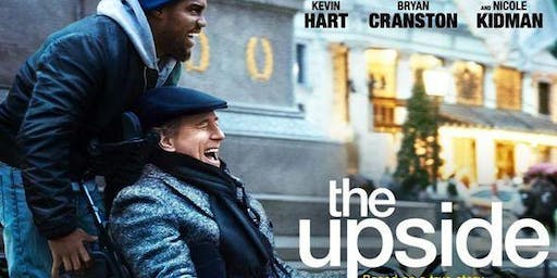 Afternoon Movie: The Upside