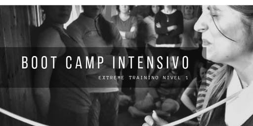 BOOT CAMP INTENSIVO DE CAMBIO PERSONAL: Extreme Training Nivel 1