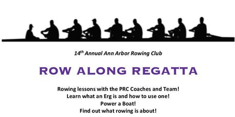 14th Annual Pioneer Rowing Club Row Along Regatta tickets