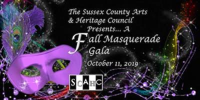 SCAHC Fall Masquerade Gala