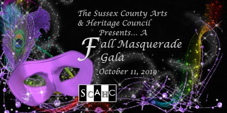 SCAHC Fall Masquerade Gala tickets