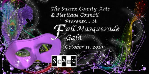 SCAHC Fall Masquerade Gala