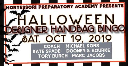 Halloween Designer Handbag BINGO Fundraiser