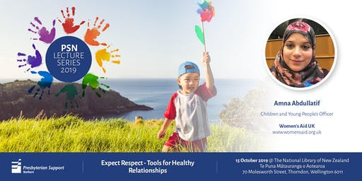 Amna Abdullatif - Expect Respect - Tools for Healthy Relationships
