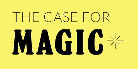 The Case for Magic w/ Rory Sutherland tickets