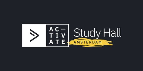 ActiveCampaign Study Hall   Amsterdam (10/23) tickets