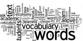 #HAInspire Workshop:- Vocabulary