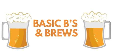 Basic B's & Brews tickets