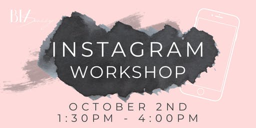Instagram Bootcamp: Setting you up for Success