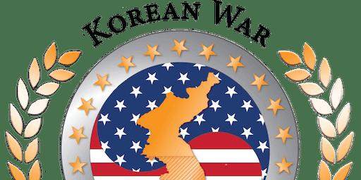 Certificate & Peace Medal Ceremony Will Honor Local Korean War Veterans